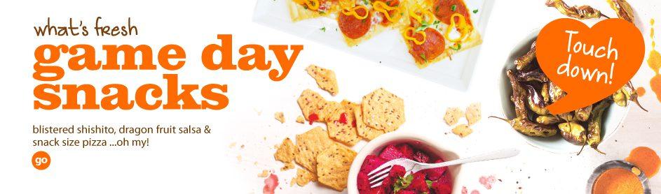 Frieda's Specialty Produce - Game Day Snacks