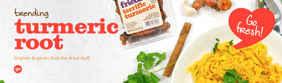 Frieda's Specialty Produce - Turmeric