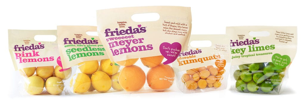 Frieda's Specialty Produce - Citrus Pouches