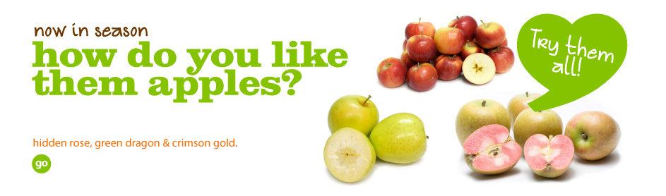 Frieda's Specialty Produce - Apples