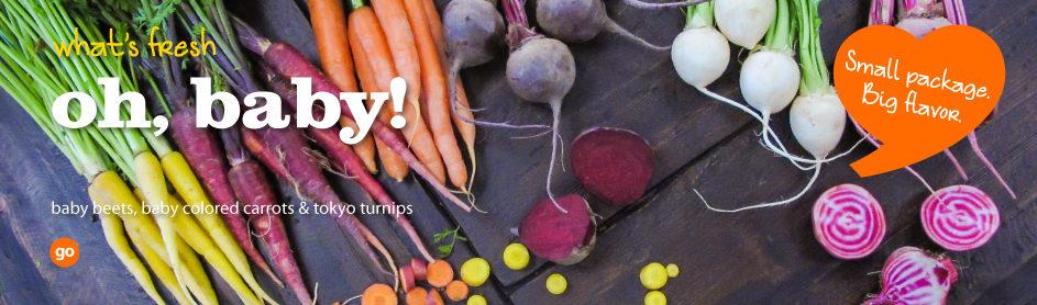 Frieda's Specialty Produce - Baby Carrots