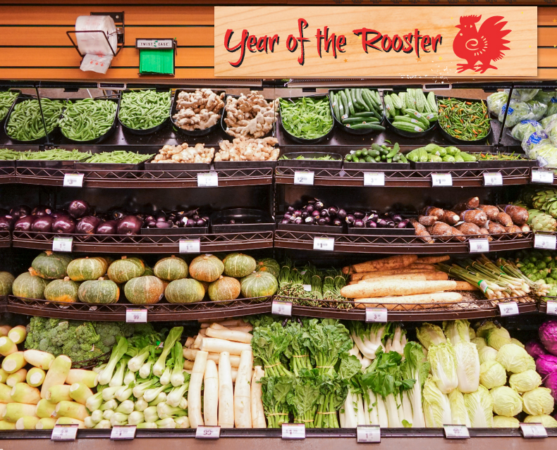 Frieda's Specialty Produce - Year of the Rooster