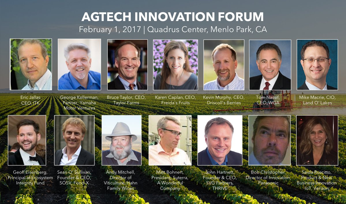 Frieda's Specialty Produce - THRIVE AgTech Innovation Forum