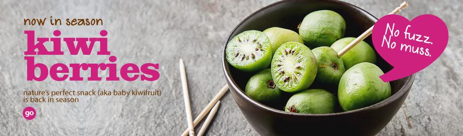 Frieda's Specialty Produce - Baby Kiwifruit