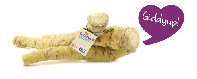 Frieda's Specialty Produce - Horseradish