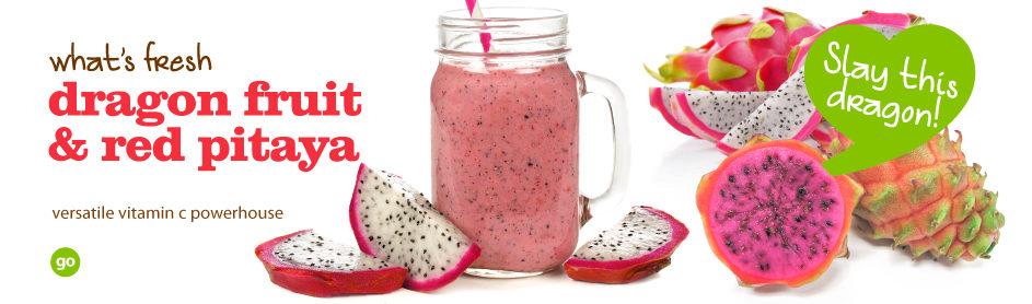 Frieda's Specialty Produce - Dragon Fruit Pitaya