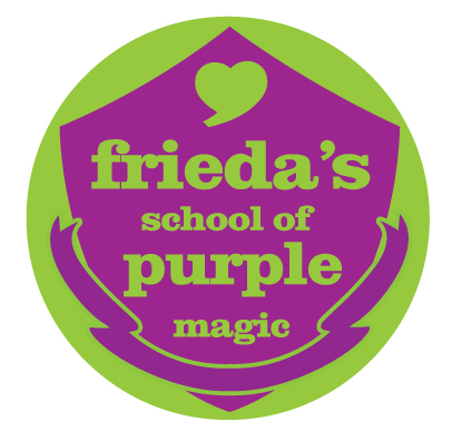 Frieda's Specialty Produce - Frieda's School of Purple Magic
