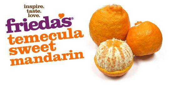 Frieda's Specialty Produce - Temecula Sweet Mandarin