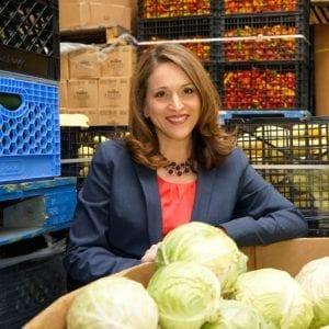 Nicole Suydam Second Harvest Food Bank OC