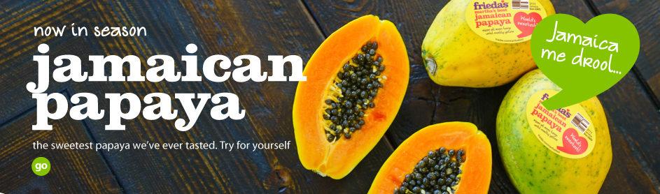Frieda's Specialty Produce - Jamaican Papaya
