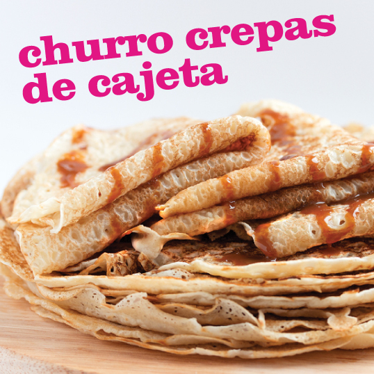 Frieda's Specialty Produce - Churro Crepas de Cajeta