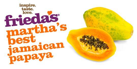 Frieda's Specialty Produce - Martha's Best Jamaican Papaya