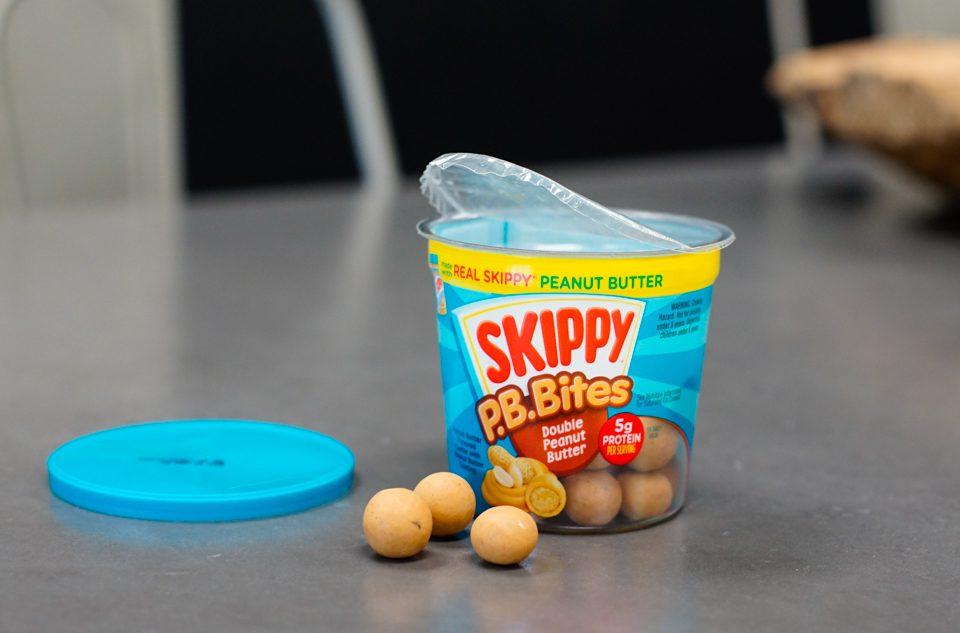 What's on Karen's Plate? - Karen's Blog - Skippy P.B. Bites