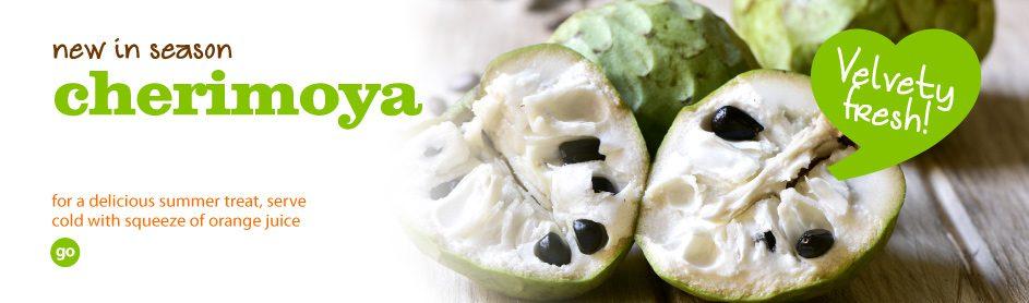 Frieda's Specialty Produce - Cherimoya