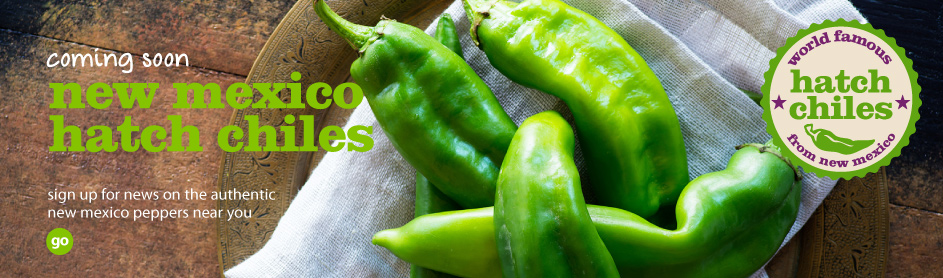 Frieda's Specialty Produce -Hatch Chiles