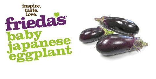 Frieda's Specialty Produce - Baby Japanese Eggplant