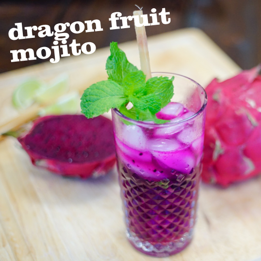 Frieda's Specialty Produce - Dragon Fruit Mojito