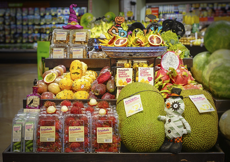 Frieda's Specialty Produce - Spooky Foods
