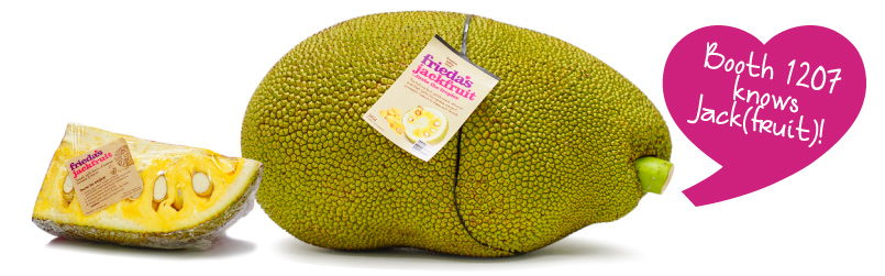 Frieda's Specialty Produce - PMA Fresh Summit 2017 - Jackfruit