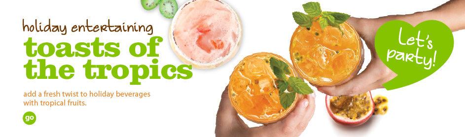 Frieda's Specialty Produce - Toasts of the Tropics