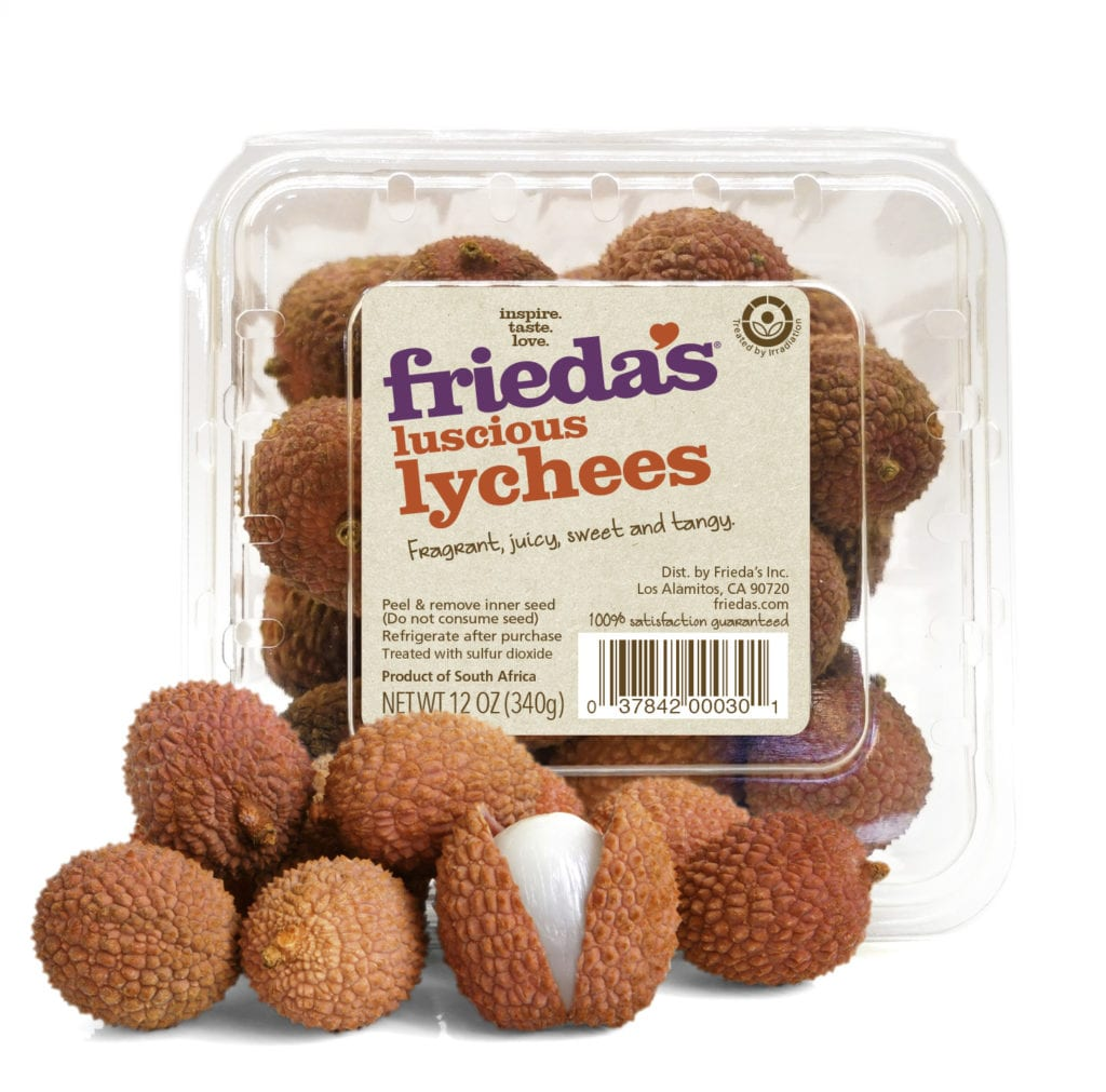 Frieda's Specialty Produce - South Africa Lychees