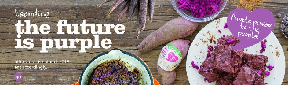 Frieda's Specialty Produce - Purple Power