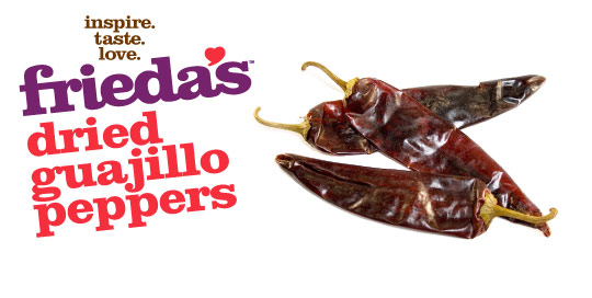Frieda's Specialty Produce - Dried Guajillo Peppers