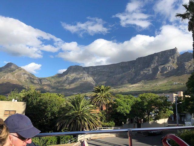 Karen's Blog - Table Mountain - Capetown - South Africa