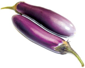 Frieda's Specialty Produce - Chinese Eggplant