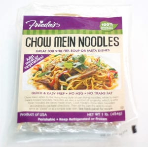 Frieda's Specialty Produce - Chow Mein Noodles