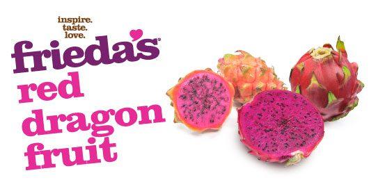 Frieda's Specialty Produce - Red Dragon Fruit - Pitaya