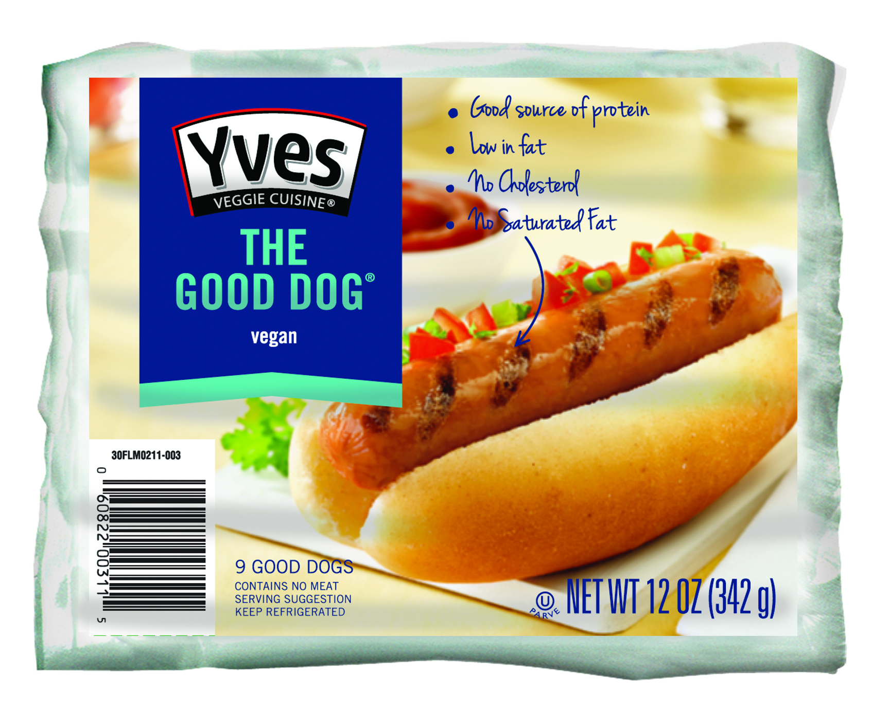 Frieda's Specialty Produce - Yves GoodDog