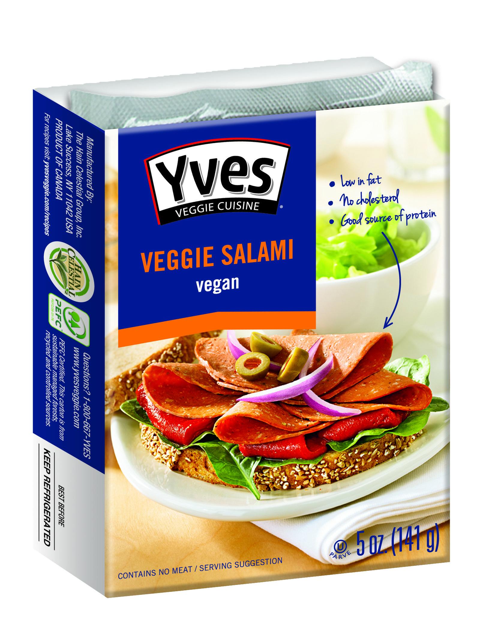 Frieda's Specialty Produce - Yves Veggie Salami