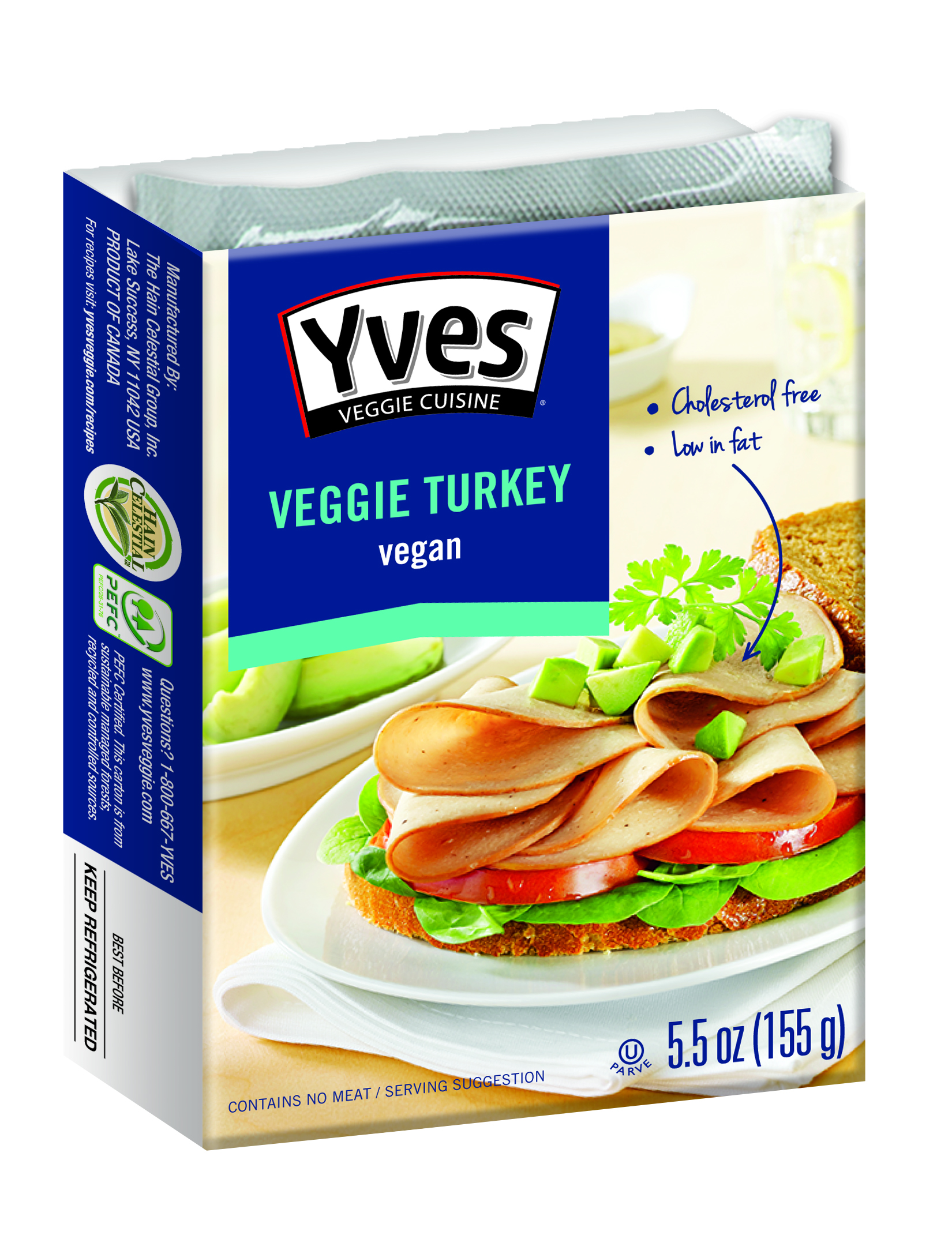 Frieda's Specialty Produce - Yves Veggie Turkey