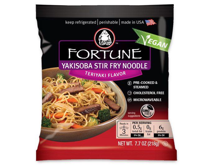 Yakisoba Noodles Image