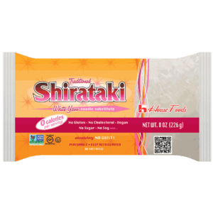 Frieda's Specialty Produce - House Foods - Traditional Shirataki Noodles
