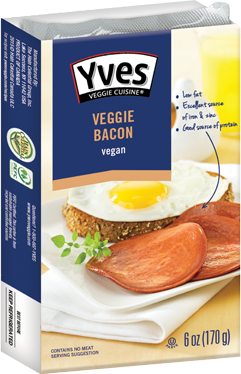 Frieda's Specialty Produce - Yves Veggie Bacon