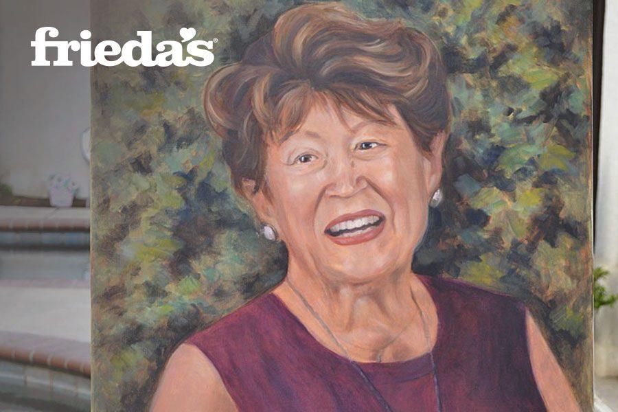 Frieda's Painting