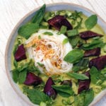 Southeast Asian Coconut Curry with Stokes Purple® Sweet Potatoes & Greens