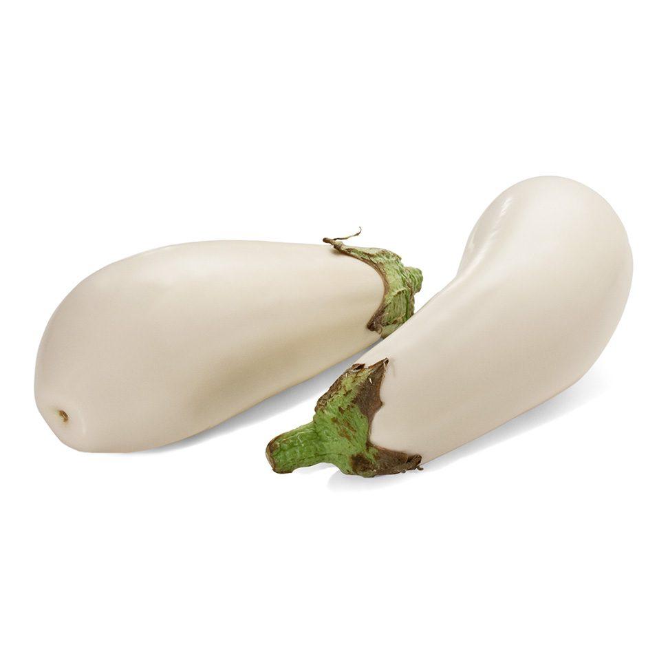 White Eggplant Image