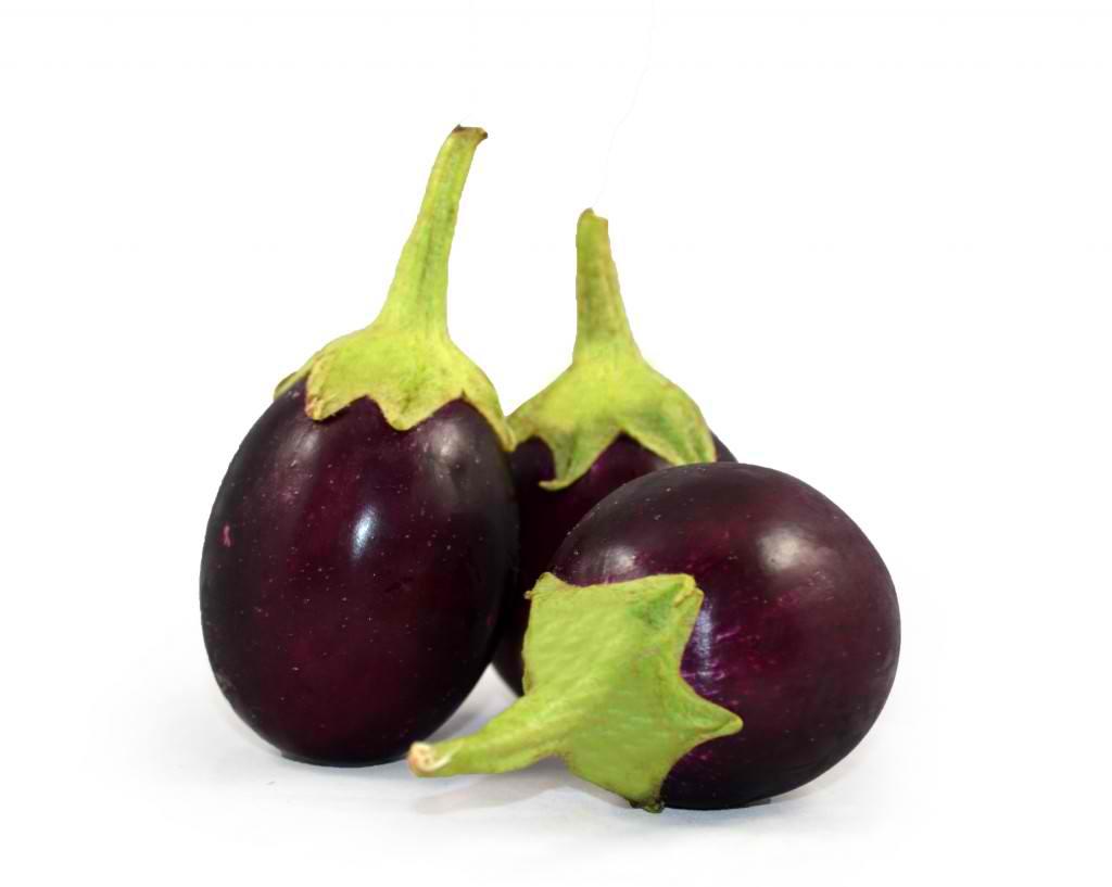 Indian Eggplant Image