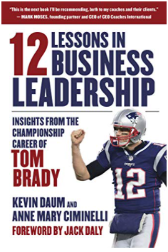 Book Cover Image - 12 Lessons in Business Leadership Cover
